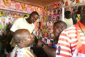 Ilung, Cameroon: Barbershop Apostolate
