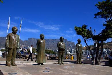 4 South African Peace Nobel Laureates res