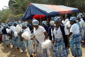 Mbessa, Cameroon: Ordination of Alexander Kimbi mhm