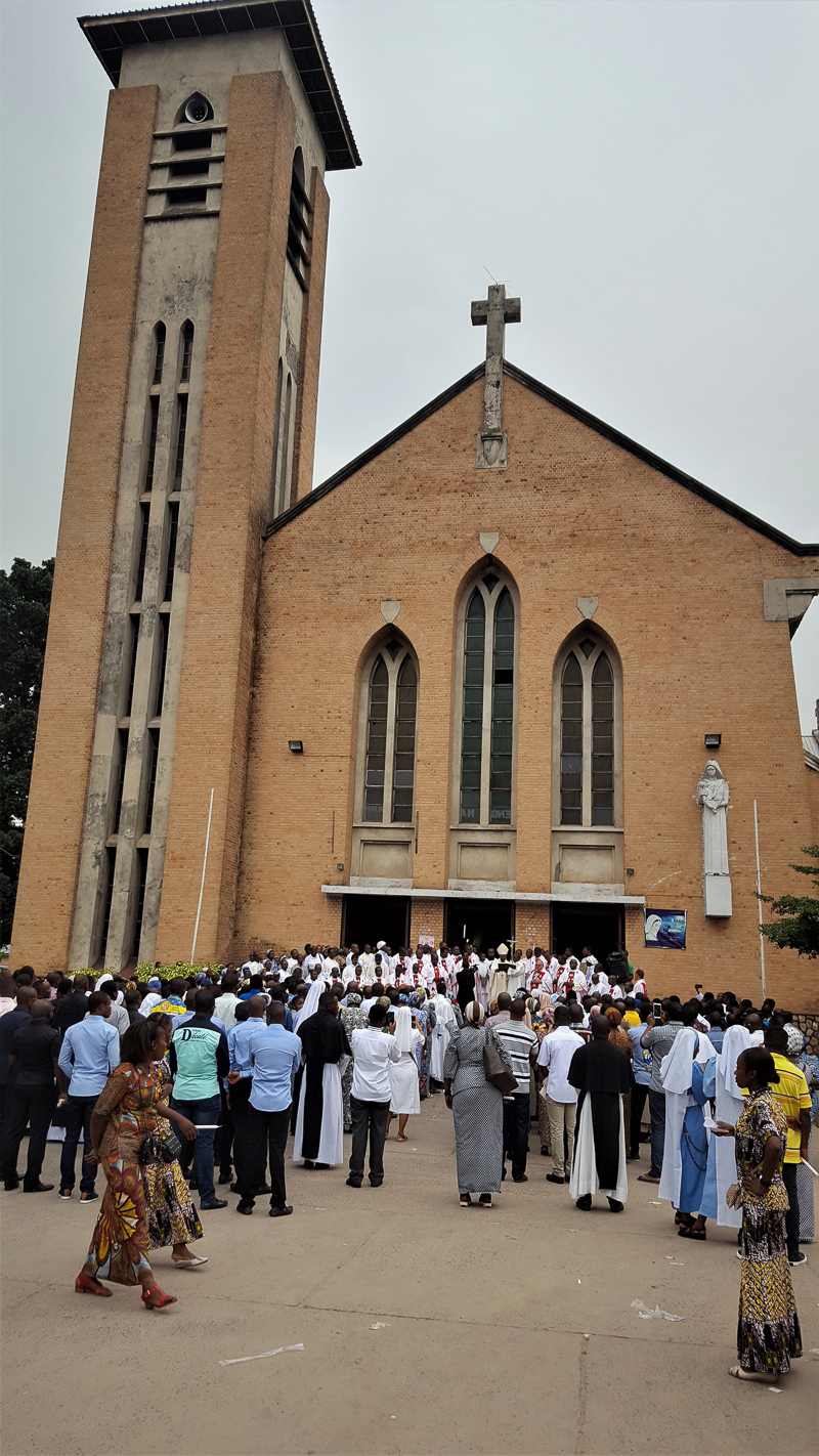 Kinshasa, DR Congo: Comment on Looming Succession at Leadership of Catholic Church
