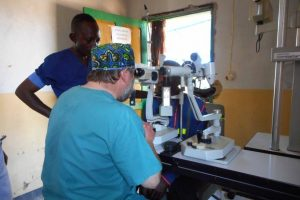 Basankusu DR Congo: 'Lord that I May See!' – Belgian Ophthalmologists Work Wonders