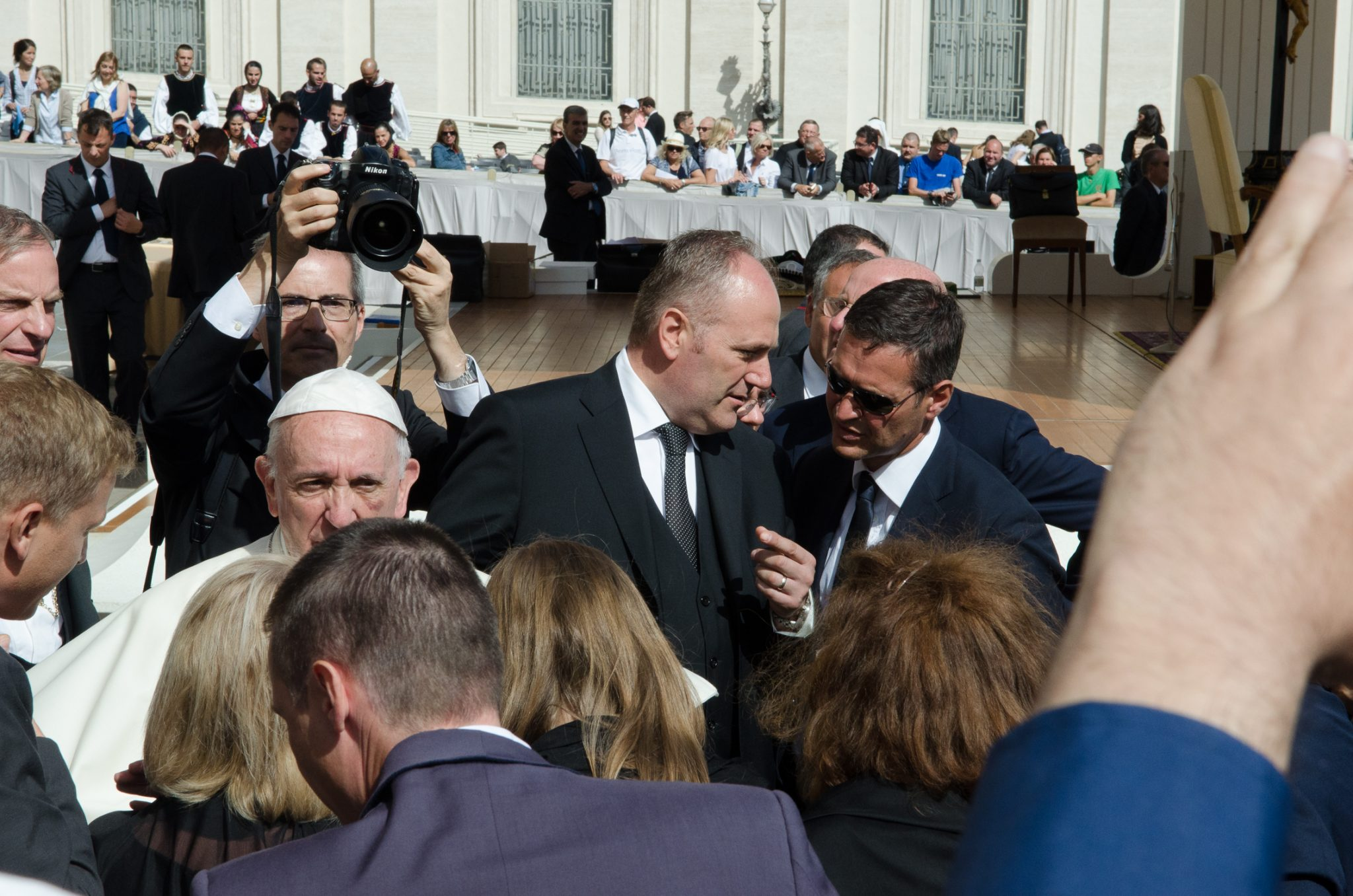 Pope Francis: The Times in which We Live Demand Profound Capacity of Discernment
