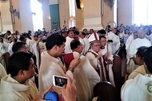 Philippines: New Archbishop of the Archdiocese of Jaro, Iloilo