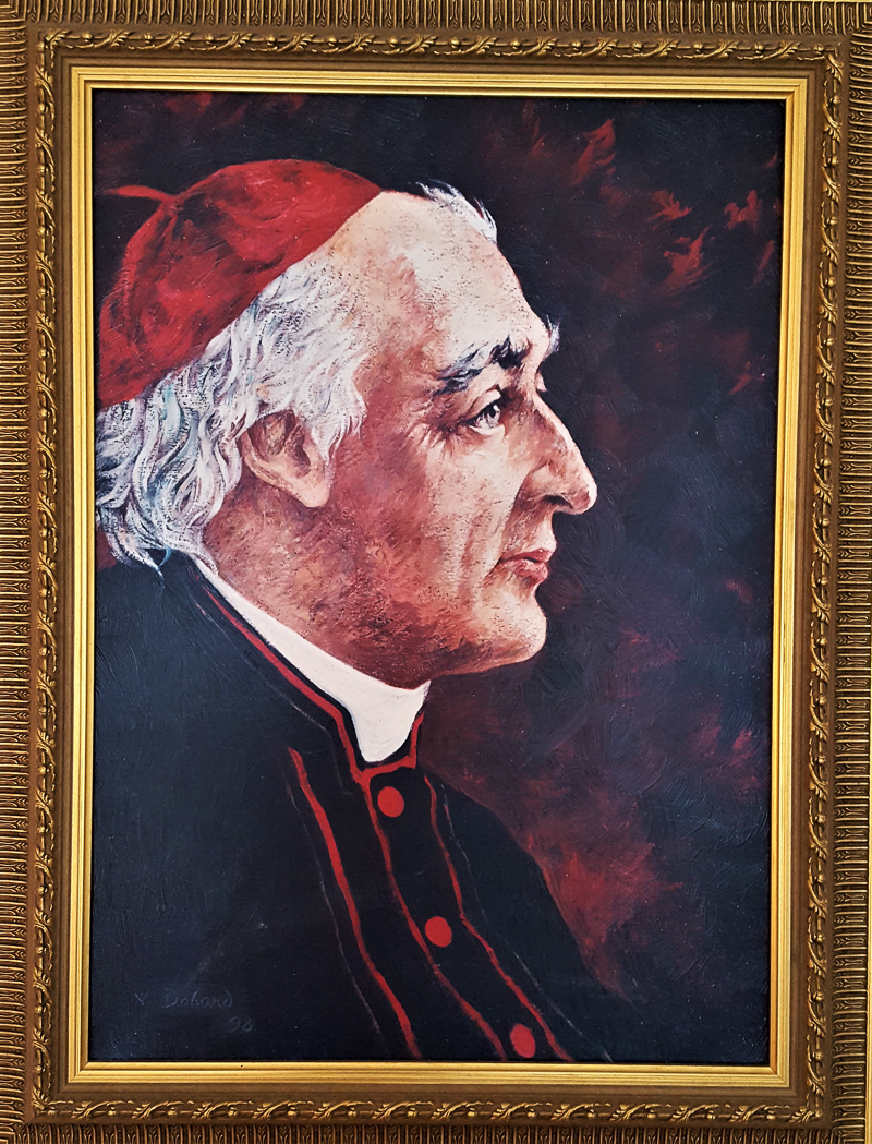 Herbert Cardinal Vaughan Founder of CTS