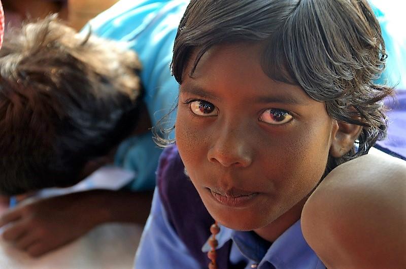 Open air school at Baswar 12 res