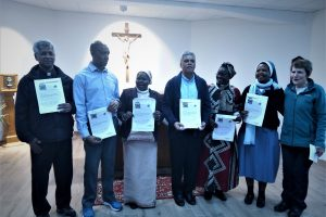 Rome: Relocated Institute of St Anselm Celebrates first Graduation