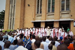 Ebola Emergency DR Congo: Archbishop Fridolin Ambongo Expresses Deep Concern