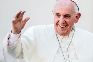 Pope Francis: Prayer Intention for May – 'The Mission of the Laity'