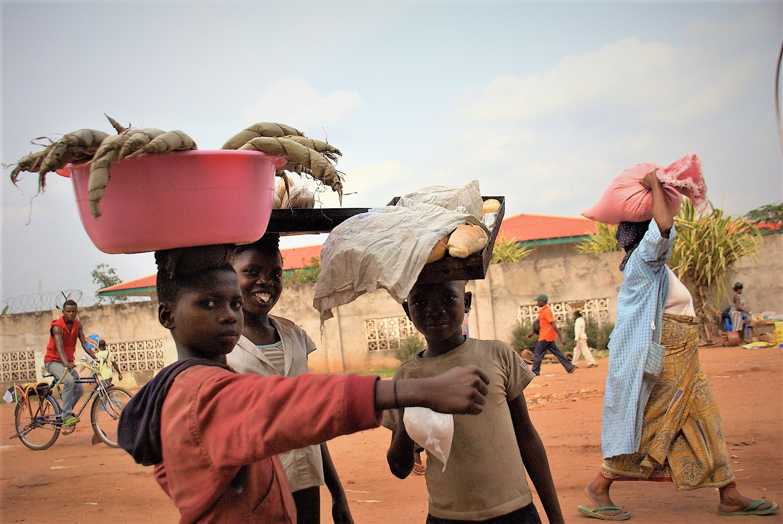 DR Congo: Children in Mbandaka Sing: 'Ebola, Go Away'