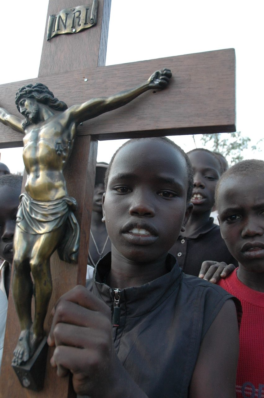 South Sudan: Opening of Vatican Diplomatic Mission