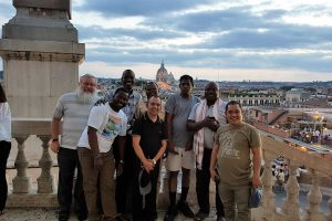 Rome: Midlifers at Cruising Speed
