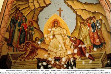 Resurrection Iraq